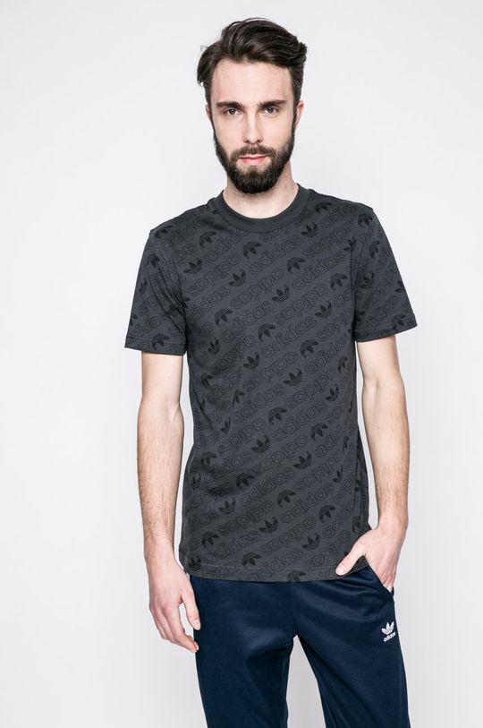 графит adidas Originals - Тениска