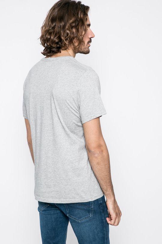 Pepe Jeans - Pánske tričko Eggo  100% Bavlna
