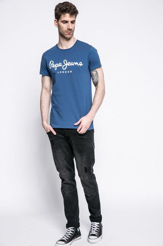 Pepe Jeans - Tričko modrá