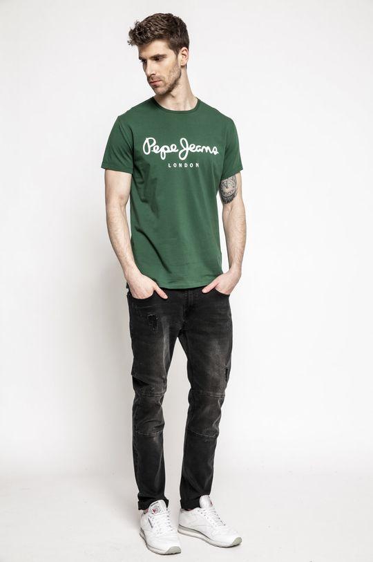 Pepe Jeans - Tričko zelená