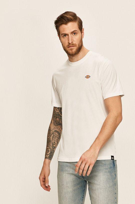 biela Dickies - Pánske tričko Pánsky