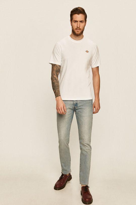 Dickies - Pánske tričko biela