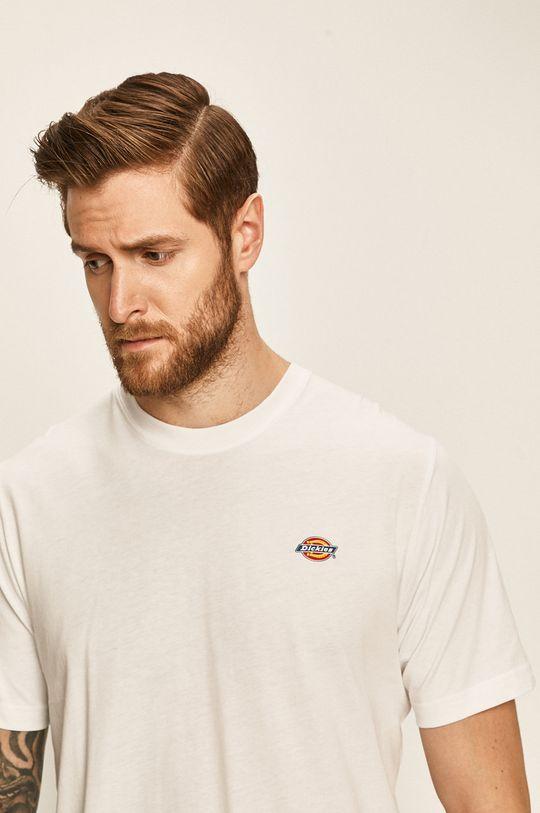 biela Dickies - Pánske tričko