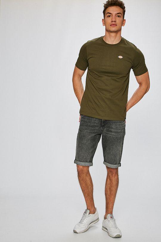 Dickies - Pánske tričko zelená