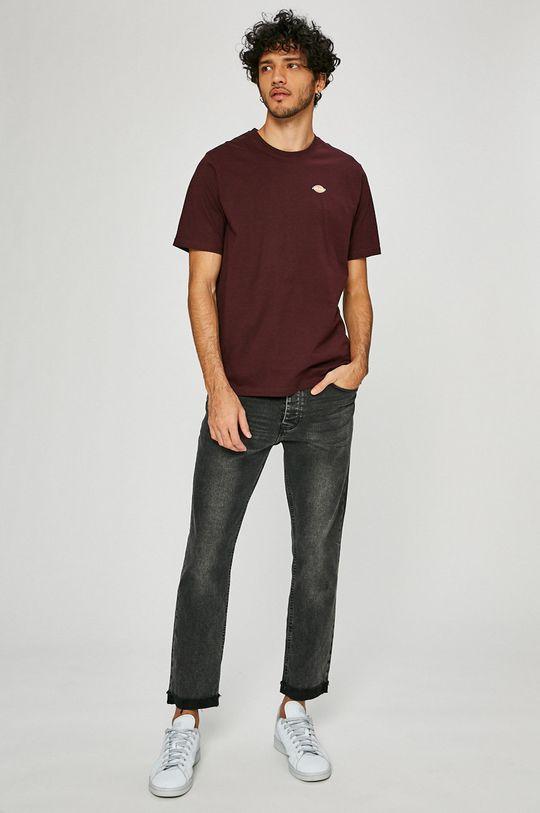 Dickies - T-shirt kasztanowy