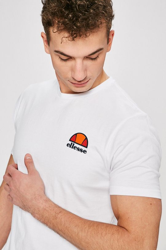 biela Ellesse - Pánske tričko
