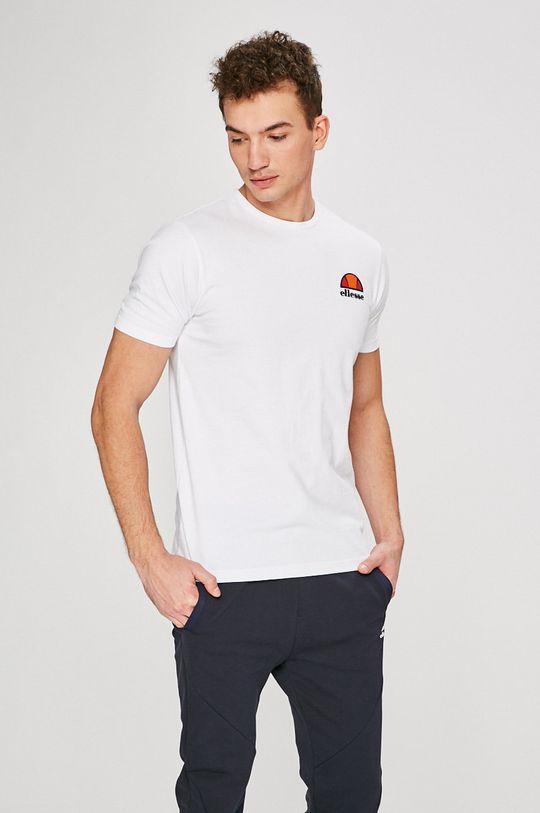 čierna Ellesse - Pánske tričko Pánsky