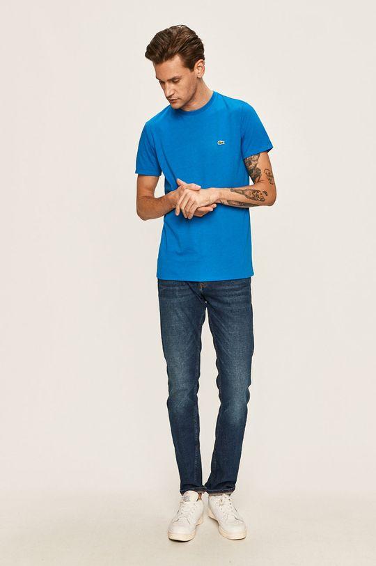 Lacoste - Tricou albastru