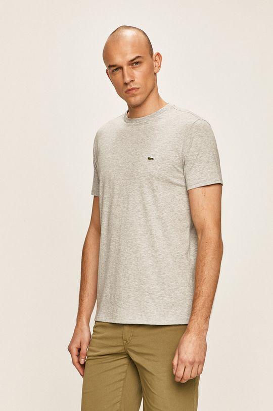 gri Lacoste - Tricou De bărbați