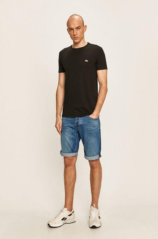 Lacoste - Tričko černá