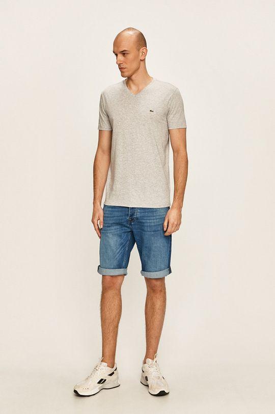 Lacoste - T-shirt szary