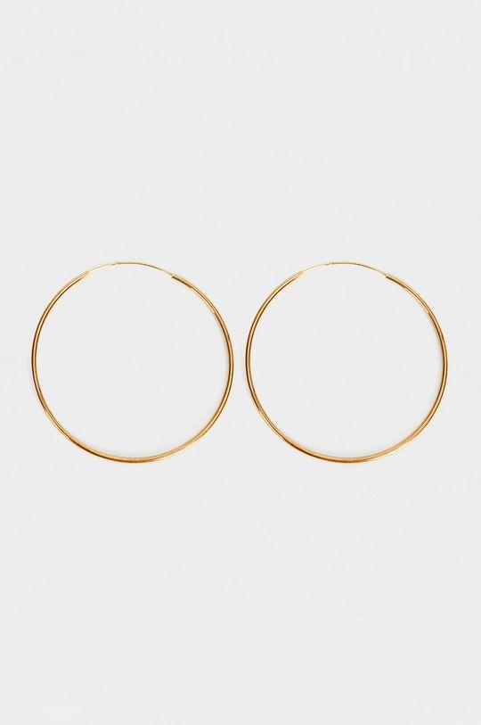zlatá Parfois - Náušnice Dámský