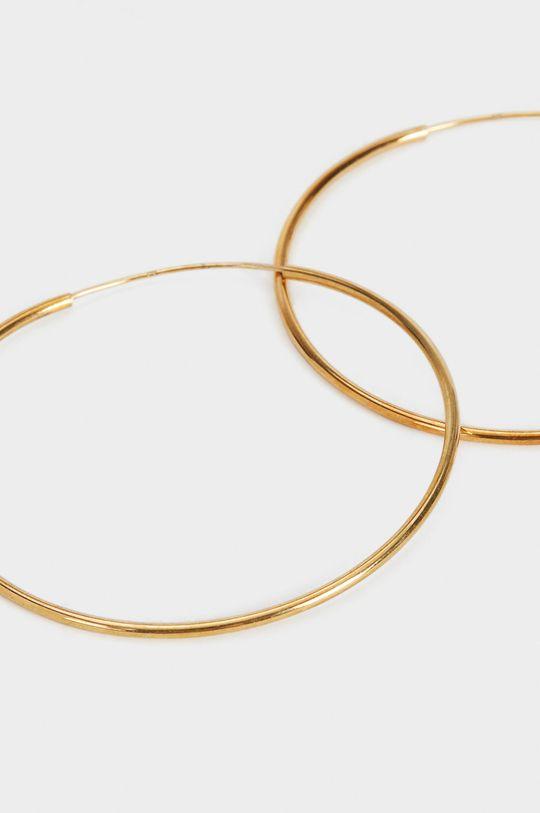 Parfois - Náušnice zlatá