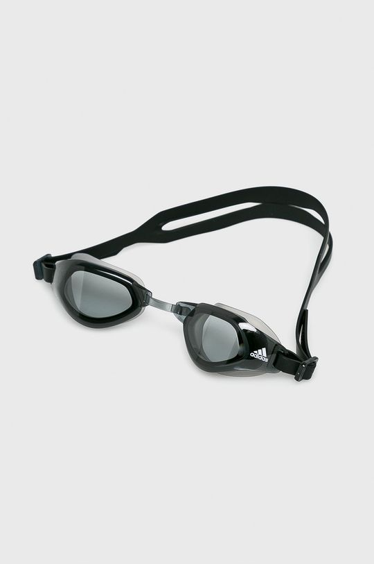 sivá adidas Performance - Plavecké okuliare Pánsky