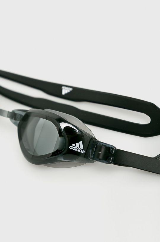 adidas Performance - Plavecké okuliare sivá