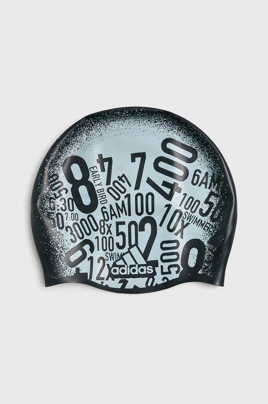 modrá adidas Performance - Plavecká čiapka Pánsky