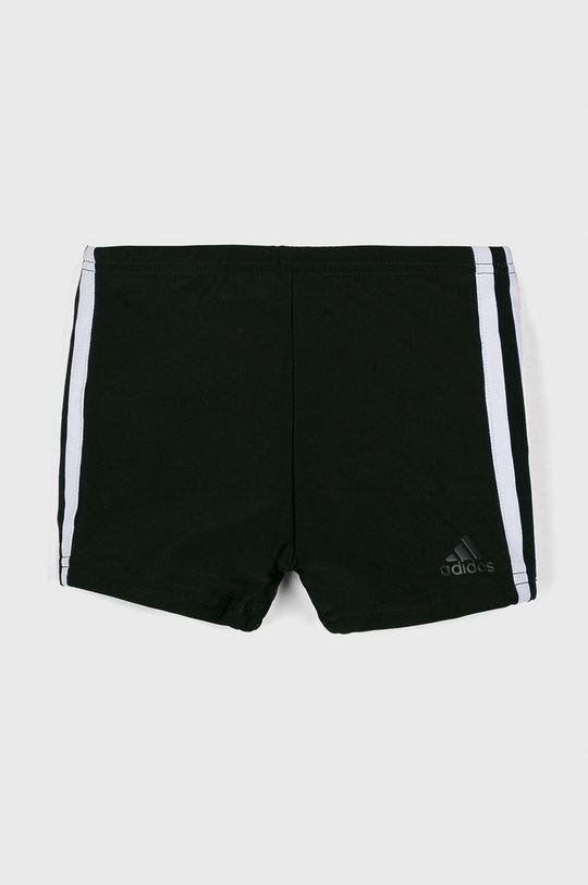 černá adidas Performance - Dětské plavky 104-176 cm Chlapecký