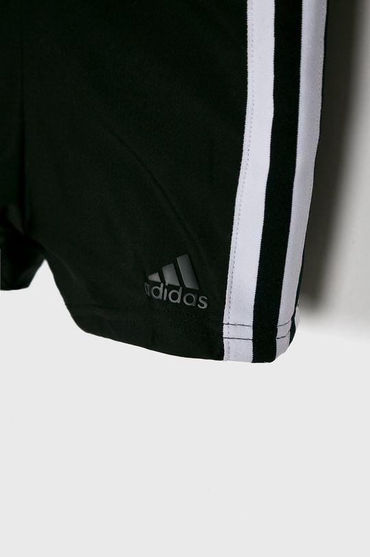 adidas Performance - Dětské plavky 104-176 cm Podšívka: 100% Recyklovaný polyester Hlavní materiál: 22% Elastan, 78% Polyamid