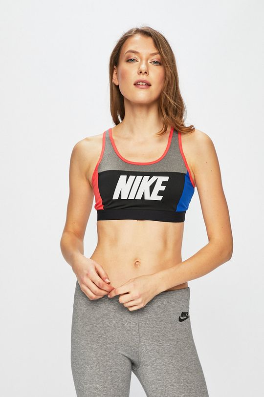šedá Nike - Podprsenka Dámský