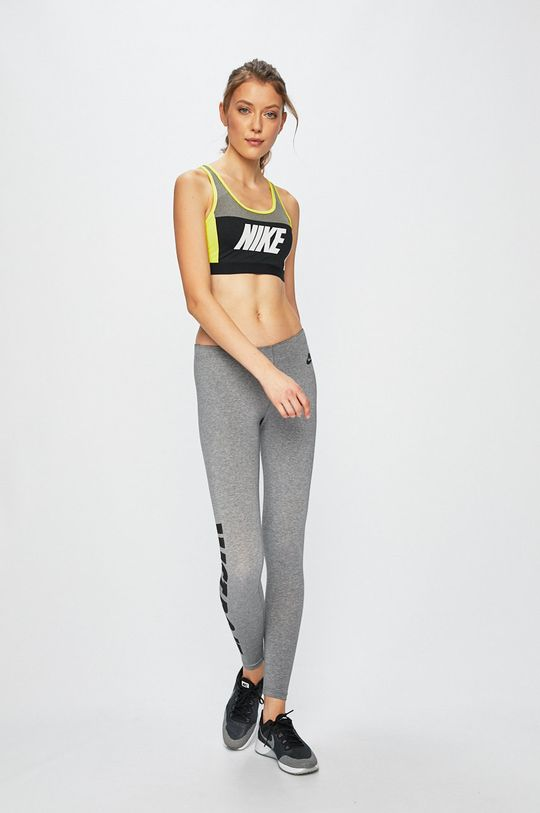 Nike - Podprsenka šedá
