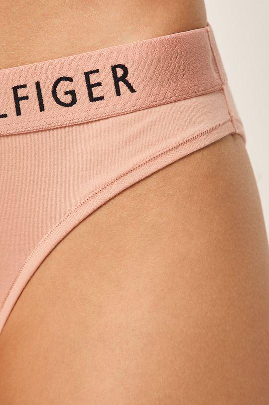Tommy Hilfiger - Kalhotky  Podšívka: 100% Bavlna Hlavní materiál: 90% Bavlna, 10% Elastan Jiné materiály: 29% Bavlna, 8% Elastan, 47% Polyamid, 16% Polyester