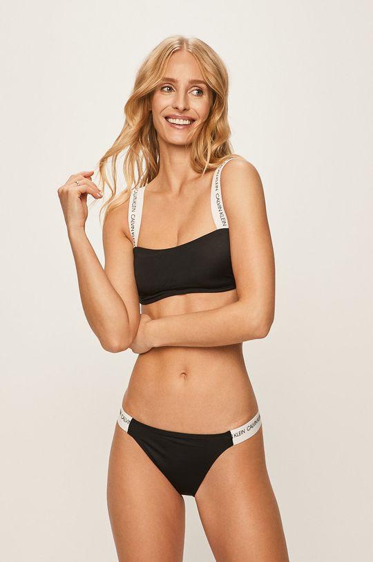 Calvin Klein Jeans - Plavková podprsenka Podšívka: 8% Elastan, 92% Polyester Hlavní materiál: 18% Elastan, 82% Polyamid