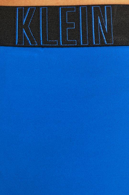 modrá Calvin Klein Jeans - Plavkové kalhotky