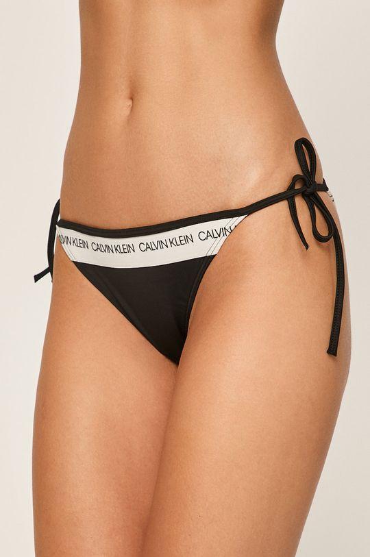 černá Calvin Klein Jeans - Plavkové kalhotky Dámský