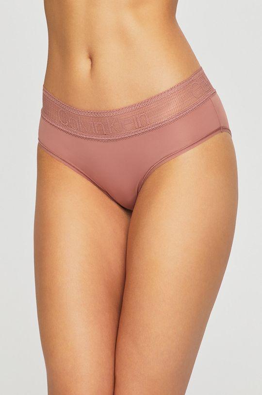 starorůžová Calvin Klein Underwear - Kalhotky Dámský