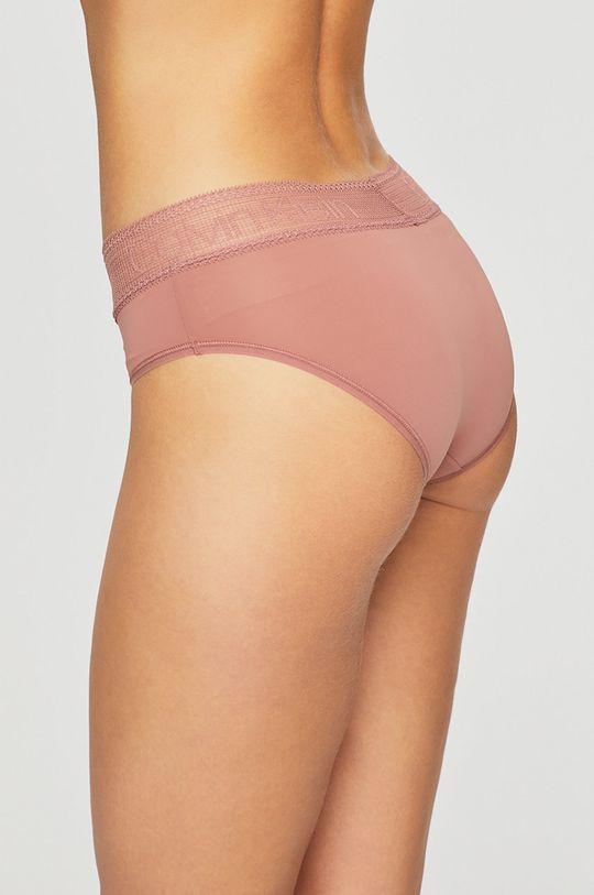 Calvin Klein Underwear - Kalhotky starorůžová