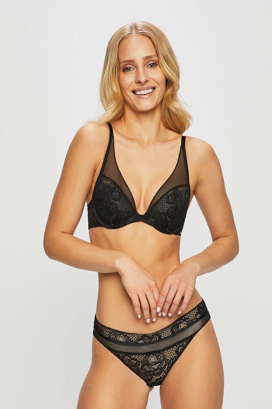 Calvin Klein Underwear - Kalhotky  Podšívka: 100% Bavlna Hlavní materiál: 21% Elastan, 79% Nylon Ozdobné prvky: 14% Elastan, 86% Nylon
