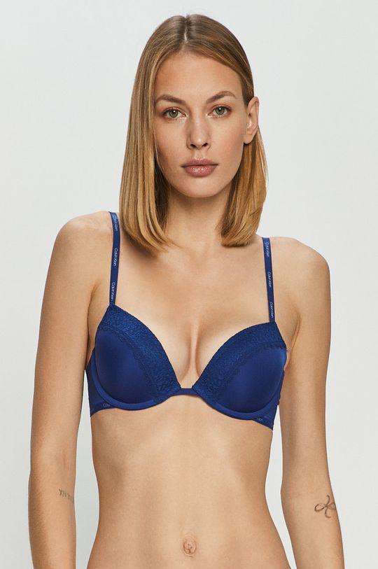 modrá Calvin Klein Underwear - Podprsenka Dámský
