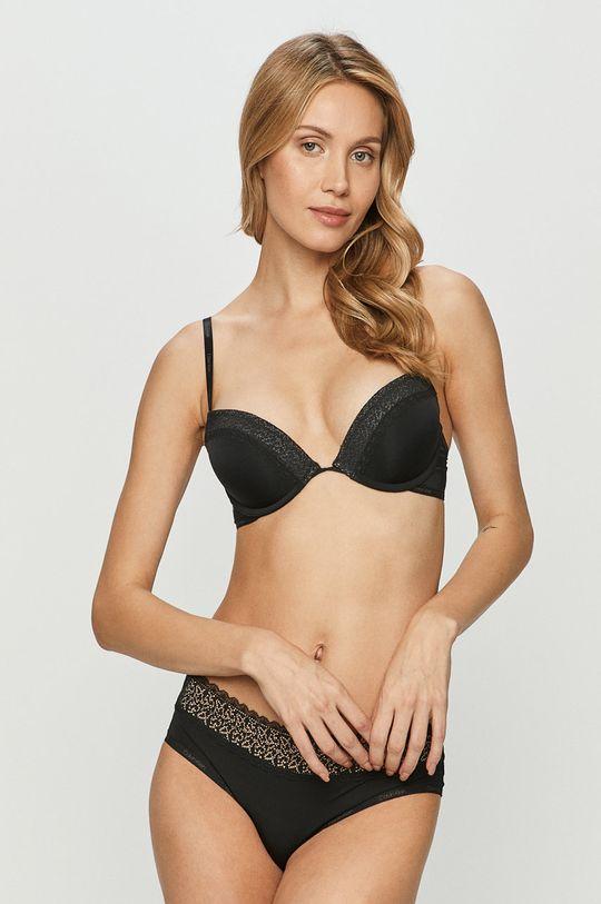 Calvin Klein Underwear - Biustonosz Materiał 1: 30 % Elastan, 70 % Nylon, Materiał 2: 19 % Elastan, 81 % Nylon, Materiał 3: 100 % Poliester