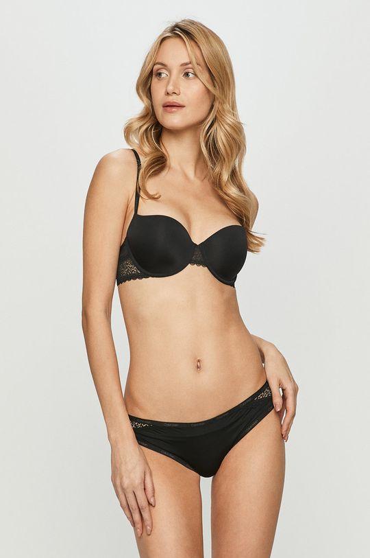 Calvin Klein Underwear - Sutien  Captuseala: 100% Poliester  Materialul de baza: 30% Elastan, 70% Nailon Alte materiale: 19% Elastan, 81% Nailon Material 1: 21% Elastan, 79% Nailon