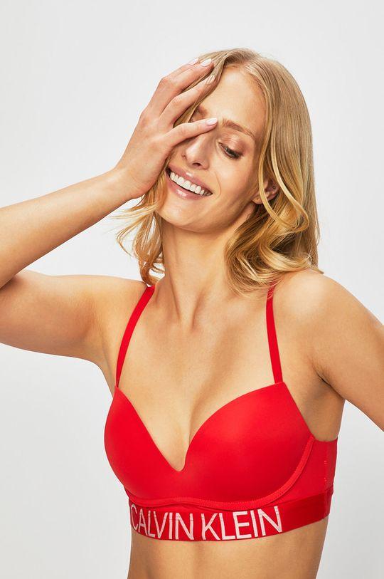 červená Calvin Klein Underwear - Podprsenka Dámský