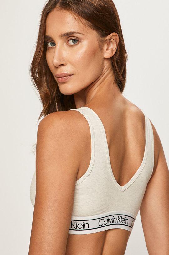 Calvin Klein Underwear - Sportovní podprsenka bílá