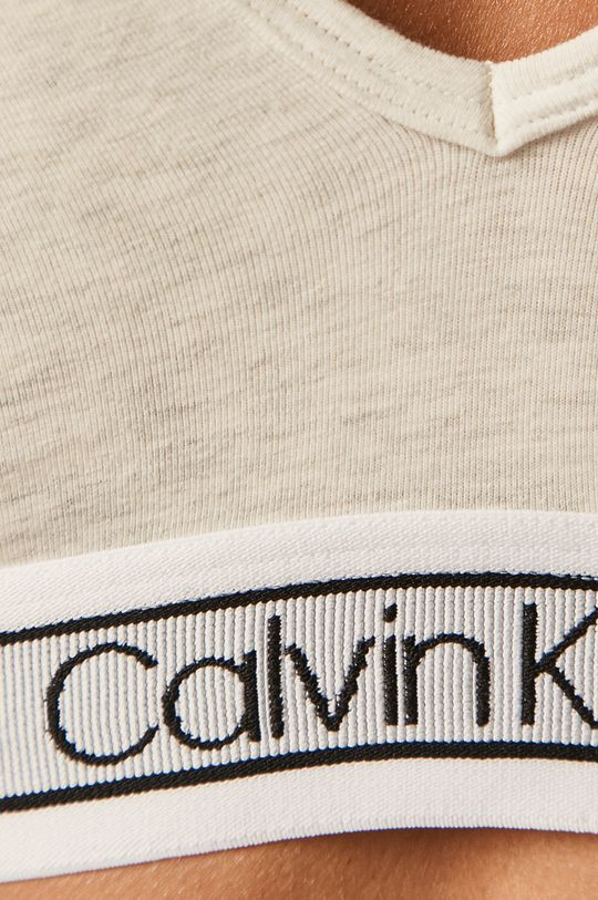 bílá Calvin Klein Underwear - Sportovní podprsenka