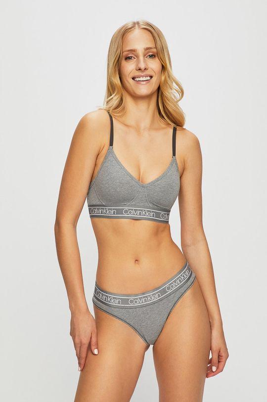 Calvin Klein Underwear - tanga Hlavní materiál: 92% Bavlna, 8% Elastan