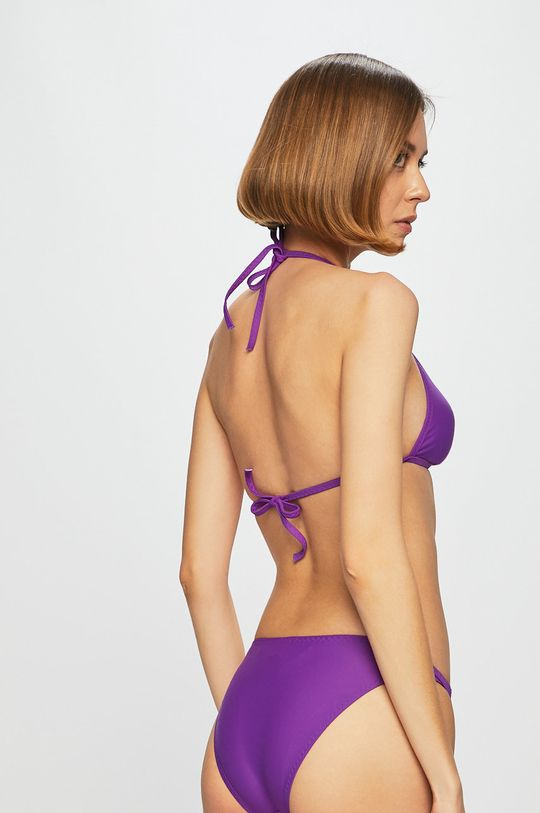 fialová adidas Performance - Plavky
