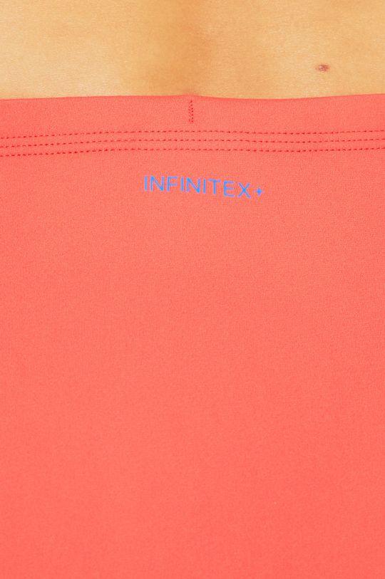 červená adidas Performance - Plavkové kalhotky