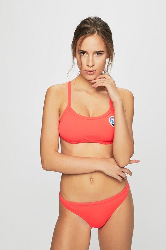 adidas Performance - Plavková podprsenka červená