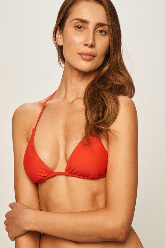 červená Calvin Klein Jeans - Plavková podprsenka Dámský