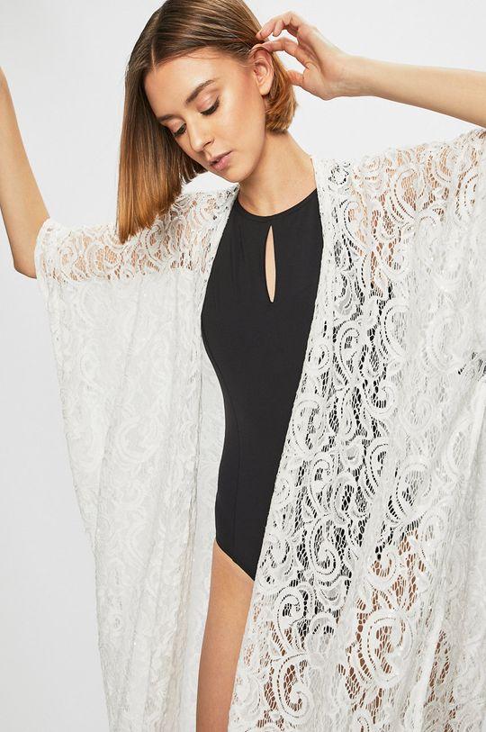 Pia Rossini - Plážový oděv  Hlavní materiál: 8% Elastan, 92% Polyamid Jiné materiály: 100% Viskóza