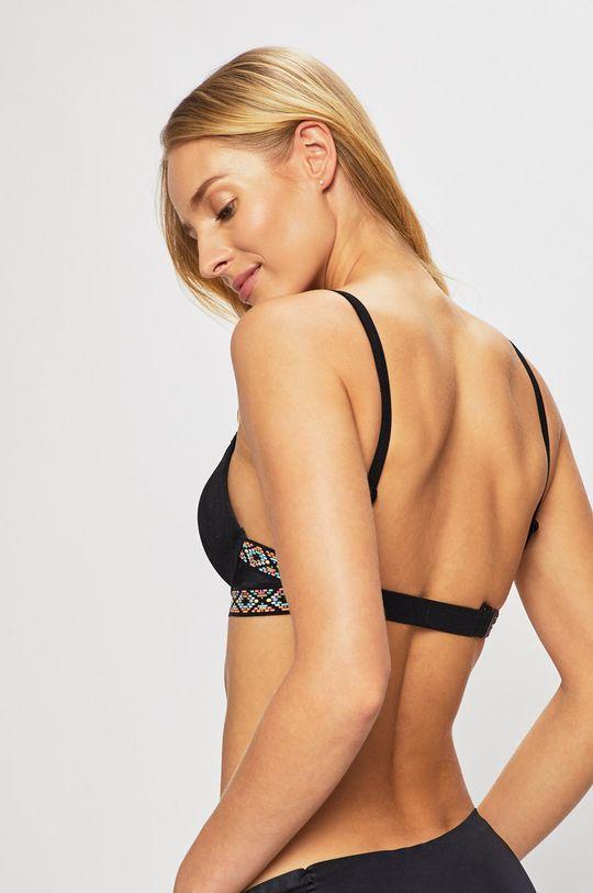 Esotiq - Bikini felső Tribu fekete