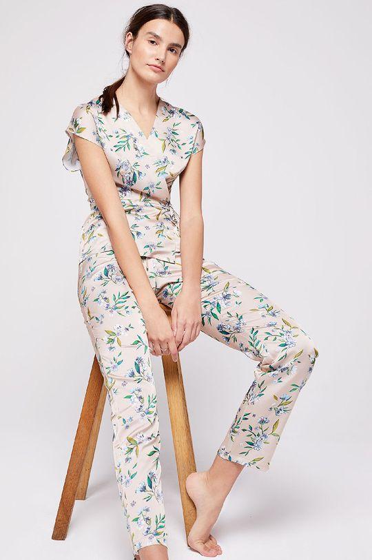 szürke Etam - Pizsama nadrág Bouquet Női
