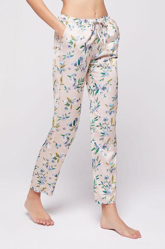 Etam - Pizsama nadrág Bouquet szürke