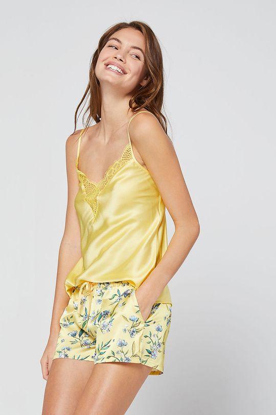 sárga Etam - Rövid pizsama Clem