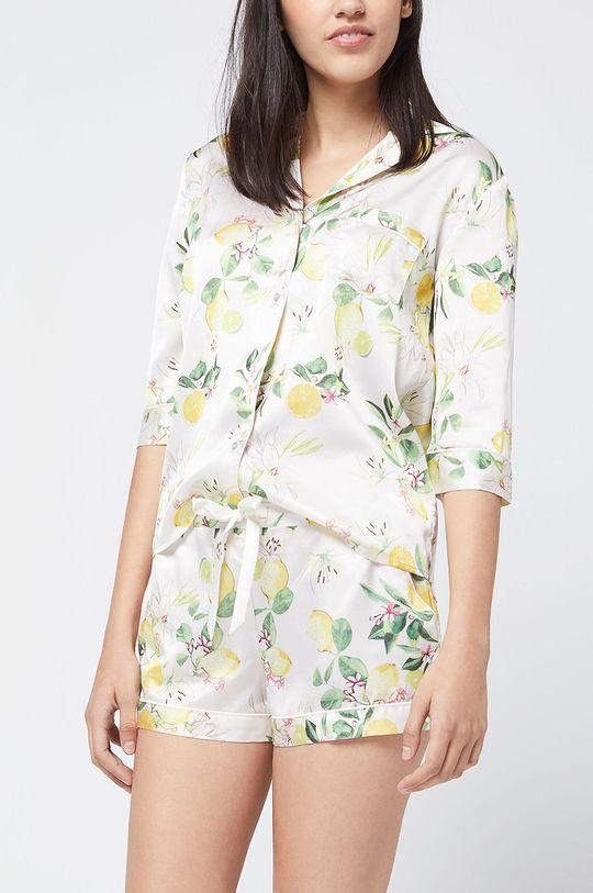 Etam - Rövid pizsama Zest krém