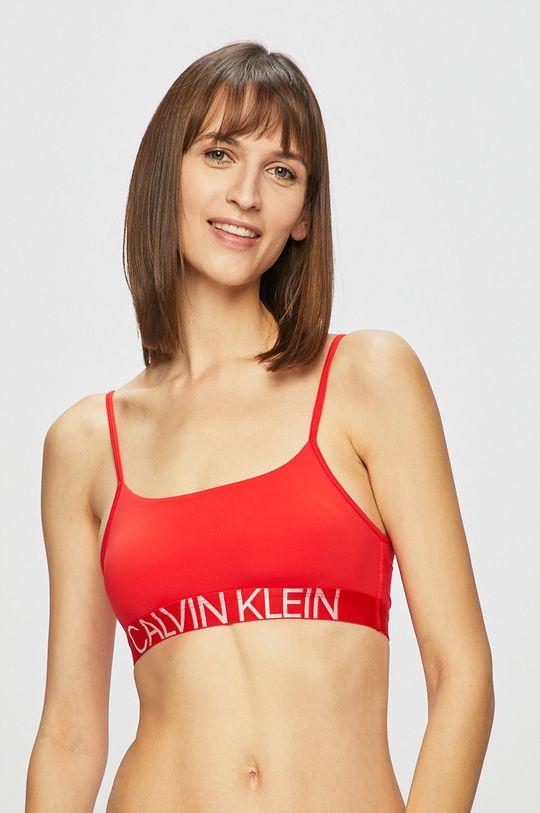 červená Calvin Klein Underwear - Plavková podprsenka Dámský