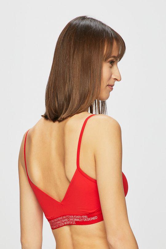 červená Calvin Klein Underwear - Plavková podprsenka